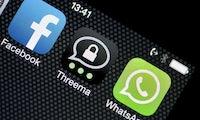 Wie Signal: Auch Threema erlebt Nutzeransturm nach AGB-Änderung bei Whatsapp