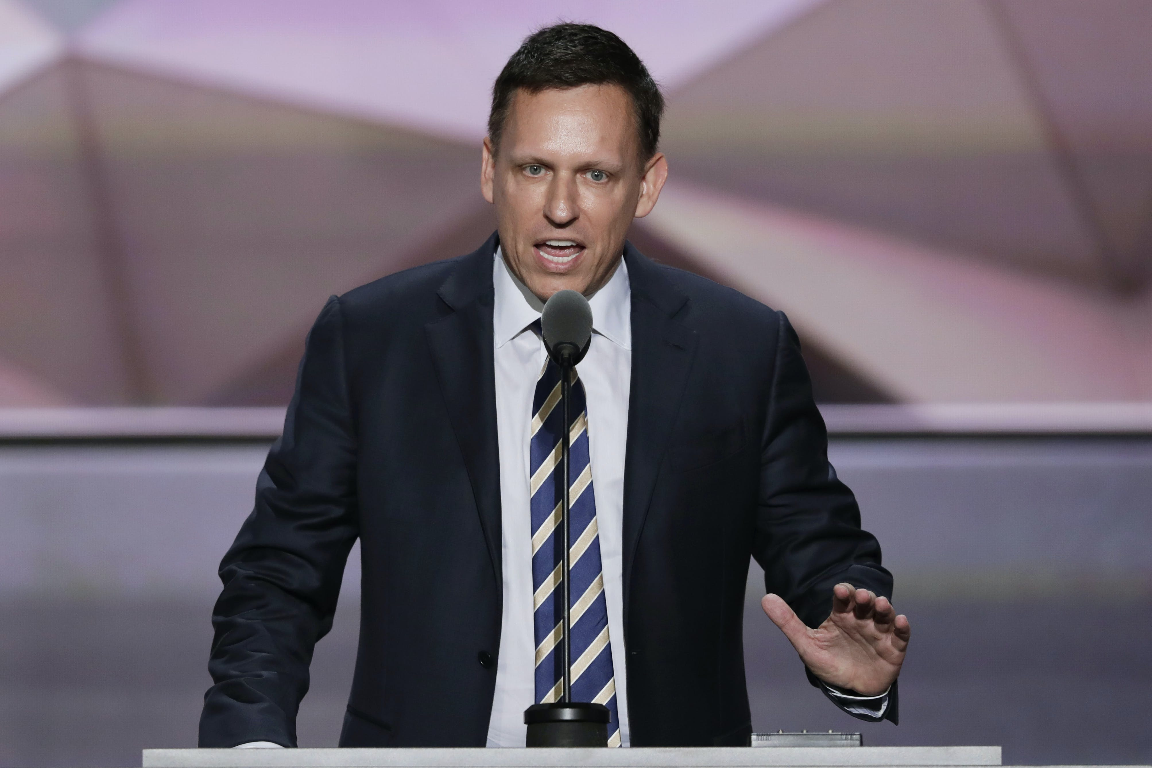 Späte Rache des Peter Thiel? IT-Investor will Gawker-Reste aufkaufen
