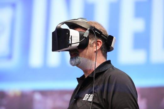 Neue Ericsson-Technologie und 5G-Netz sollen VR massentauglich machen