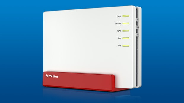 Fritzbox 7580: Neues Design und extrem schnelles WLAN mit 8 Antennen