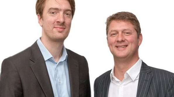 Dominik Heck und Gunnar Hintz (v.l.) geben der Display-Werbung noch eine Chance. (Foto: Add2)