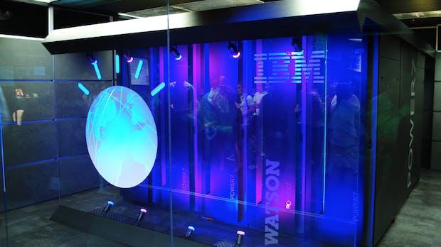 IBMs Künstliche Intelligenz schlägt menschliche Ärzte bei Diagnose