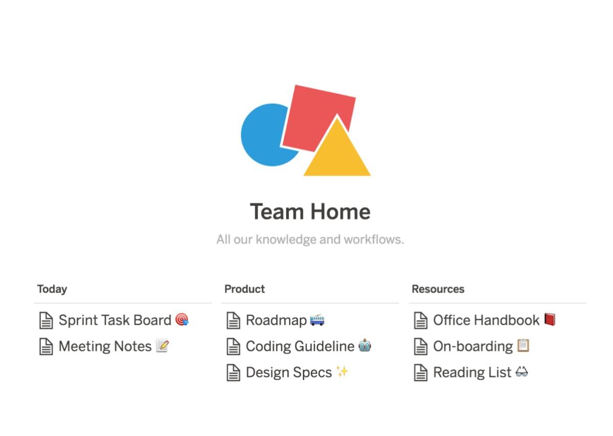 Notion ist das bessere Evernote: Notizen, Dokumentationen, Wikis, Aufgabenverwaltung und mehr