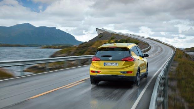 Der neue Opel Ampera-E. (Foto: Opel)
