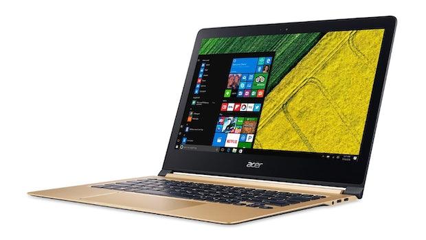 Acer Swift 7. (Bild: Acer)