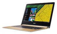 Dünnstes Notebook der Welt mit Intel Kaby Lake: Acer stellt Swift 7 vor