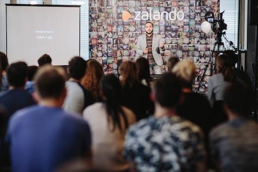Zalando: Wie der Mode-Konzern seine Tech-Bewerberzahlen vervierfachte