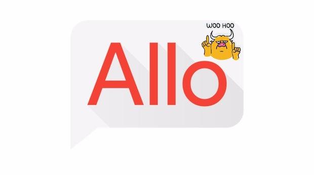 Allo: Ein erster Blick auf Googles neuen Messenger – Release wohl diese Woche