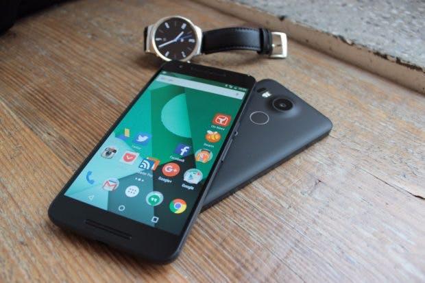Bislang steht das Update auf Android 7.0 nur für einige Nexus-Modelle zur Installation bereit. (Foto: t3n)