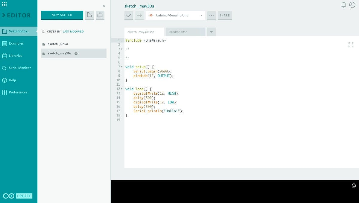 Arduino im Browser programmieren: Neuer Online-Editor macht's möglich