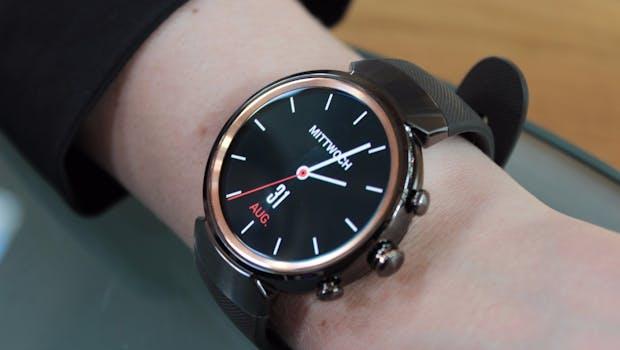 Asus Zenwatch 3. (Foto: t3n)