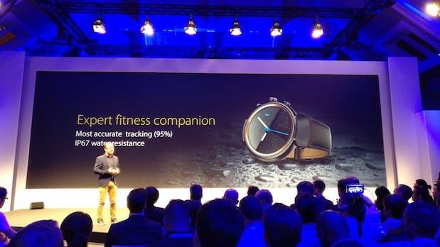Zenwatch 3: Alle Fakten zur neuen Asus-Smartwatch