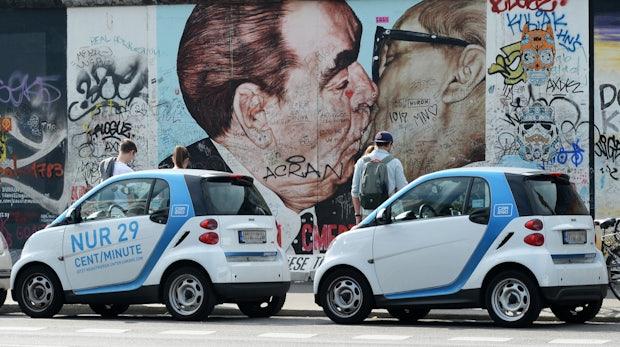 Studie: Mehr als 80 Prozent der Führerscheinbesitzer lehnen Carsharing ab