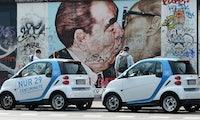 Car2Go und Drivenow: Daimler und BMW könnten Carsharing-Geschäft bündeln