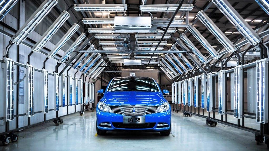 Index Elektromobilität: China übernimmt Gesamtführung, Deutschland fällt zurück