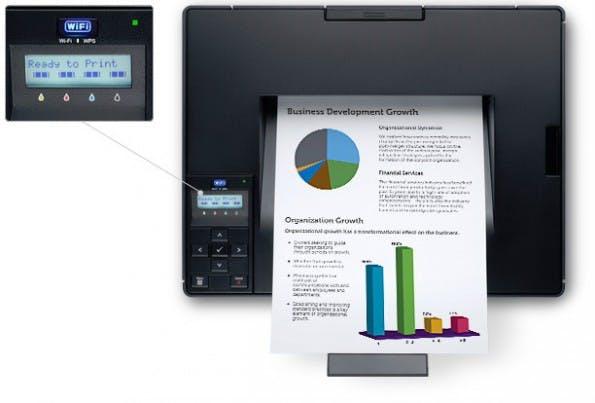 Dell will in Europa, Afrika und Asien keine Drucker mehr verkaufen. (Foto: Dell)