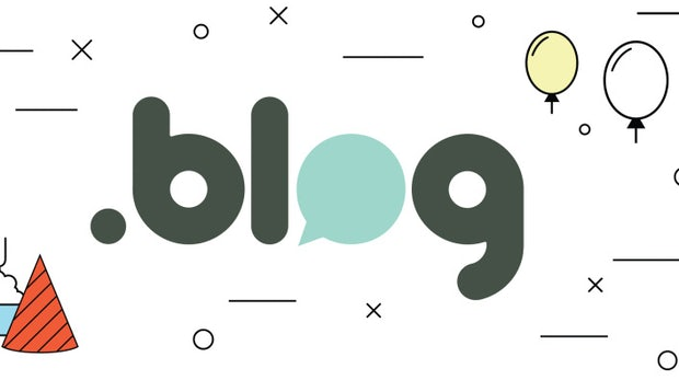 Neue Top-Level-Domain für Blogger: Wordpress-Hersteller startet .blog-Domains