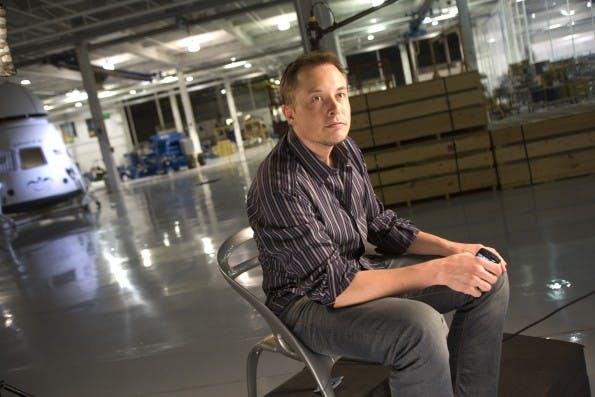 Unnötige Abkürzungen duldet Elon Musk gar nicht. Sie erschweren die Kommunikationen im Mitarbeiterkreis. (Foto: OnInnovation/Flickr.com)