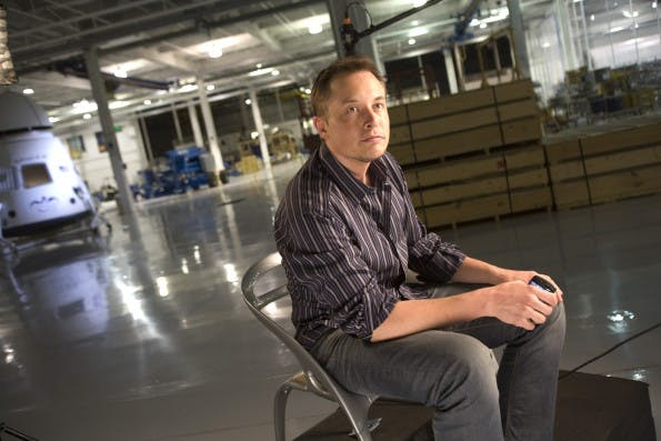"""Elon Musk meint, wir leben in einer """"Matrix""""-ähnlichen Simulation. (Foto: OnInnovation/Flickr.com)"""