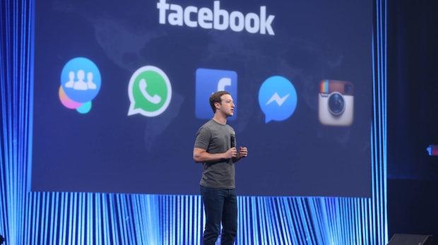 Weiter auf Wachstumskurs: Facebook hat jetzt 1,86 Milliarden Nutzer