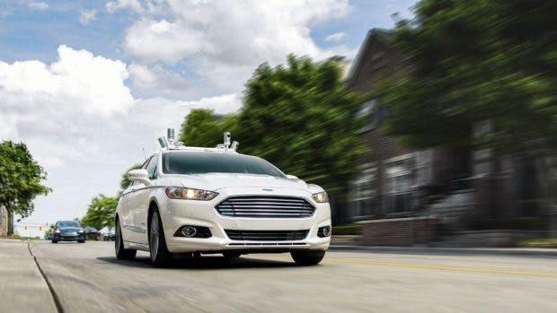Ford kündigt seine ersten selbstfahrenden Modelle für 2021 an. (Bild: Ford)