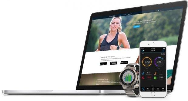 Fenix Chronos: Für die neue Luxus-Smartwatch von Garmin muss man tief in die Tasche greifen. (Foto: Garmin)