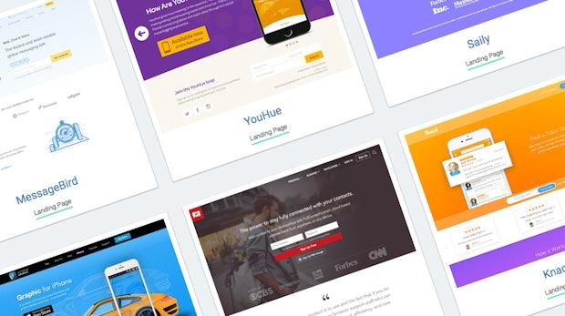 So geht Webdesign: UI Temple sammelt gelungene Beispiele