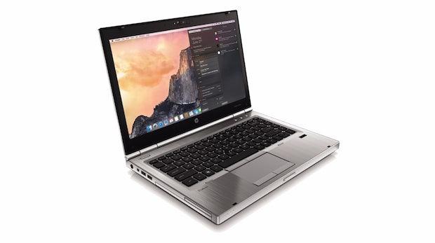 Hacbook Elite: OS-X-Notebook für 329 Dollar – oder bis Apples Anwälte einschreiten