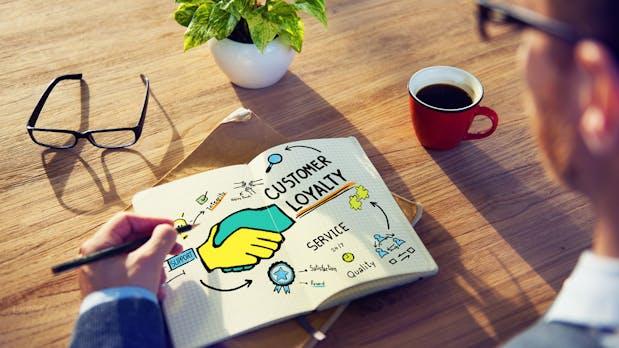 Infografik: So baut ihr ein erfolgreiches Kundenbindungsprogramm auf