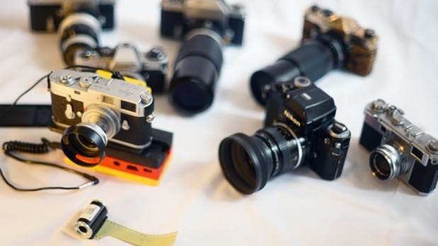 Innovatives Raspberry-Pi-Gehäuse bringt alte Kameras ins Digitalzeitalter