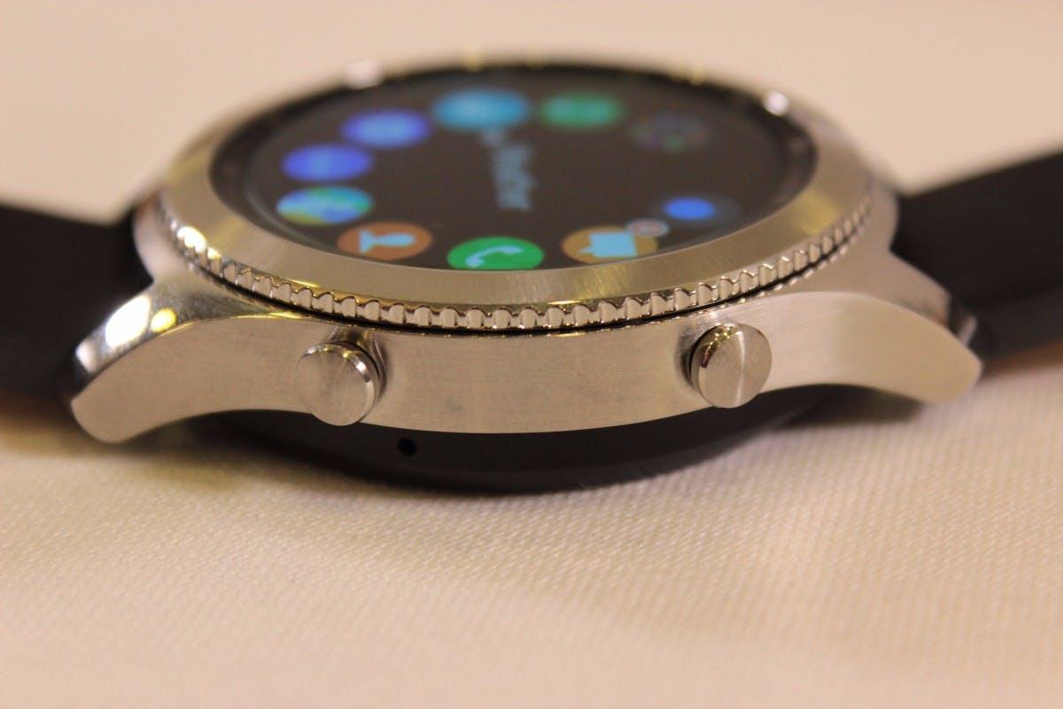 Samsung Gear S3 Classic in Bildern. (Foto: t3n)