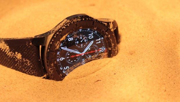 Staub oder Sand gehen auch klar. (Foto: t3n)