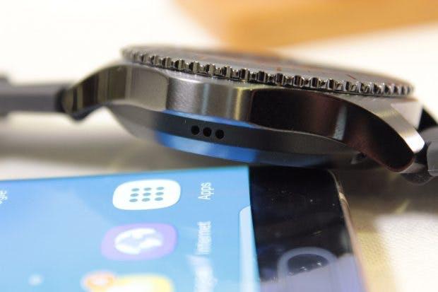 Samsung Gear S3 Frontier in Bildern. (Foto: t3n)