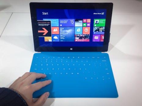 Tablet-Zufriedenheit: Surface-Geräte erstmals beliebter als iPads