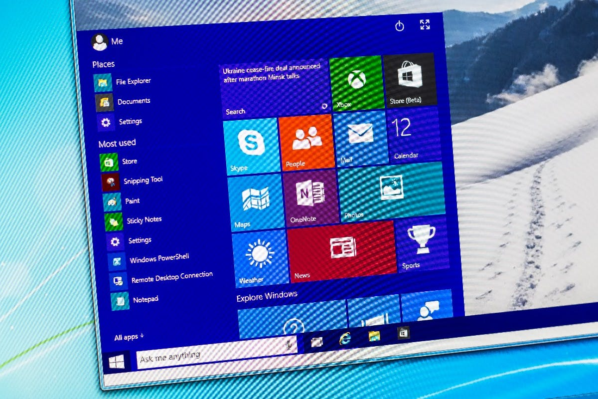 Windows 10 Lean wird eine neue, schlankere Version