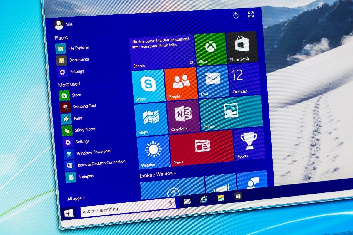 Windows 10 Lean wird eine neue, schlankere Version