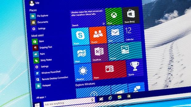 Redesign von Windows 10: Microsoft arbeitet an neuem Designkonzept