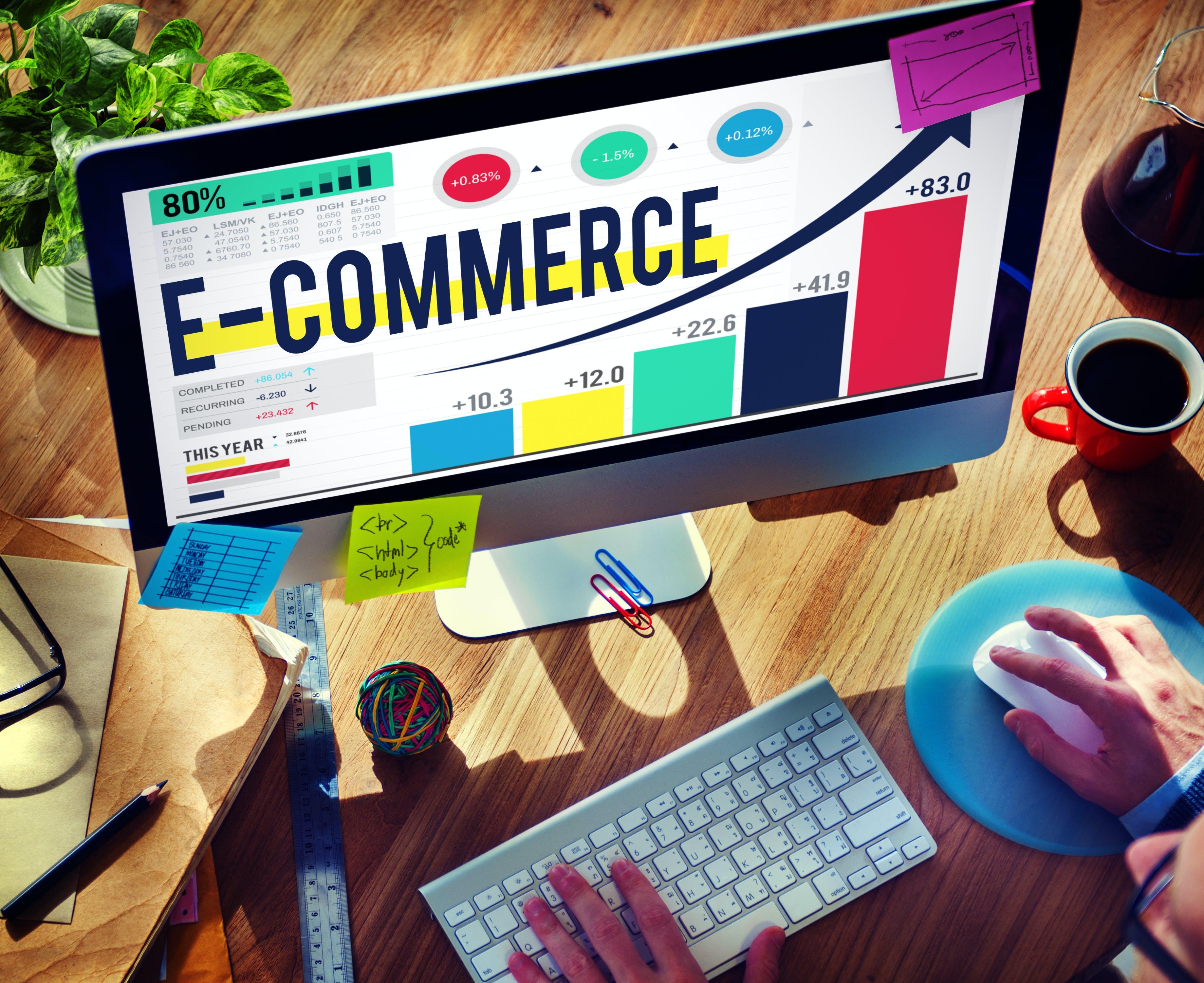 Warum die E-Commerce-Werbung noch ganz am Anfang steht