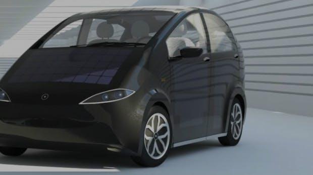 Elektroauto mit Solarzellen für unter 16.000 Euro: Das steckt hinter Sion