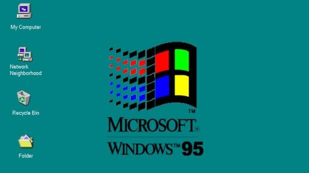 Retro: UI-Kit bringt Windows 95 zurück