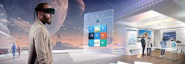 Von Windows Holographic werden wir in Zukunft noch eine Menge hören und sehen. (Foto: Microsoft)