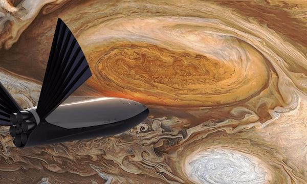 Elon Musk will den Mars mit Superreichen besiedeln