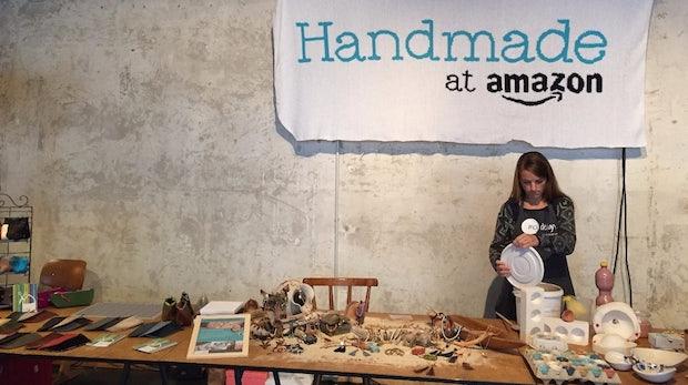 Handmade at Amazon, der neue Marktplatz für handgemachte Produkte ist gestartet