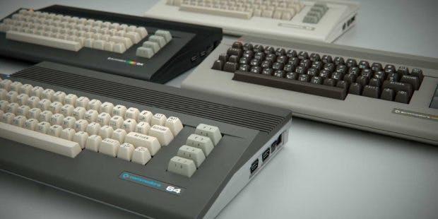 Commodore-Comeback: Das sind die neuen C64-Gehäuse. (Bild: iComp)