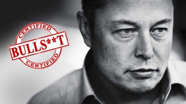 Bullshit Deluxe – Wie Tesla und Elon Musk die Medien manipulieren. (Foto: Mobilegeeks)