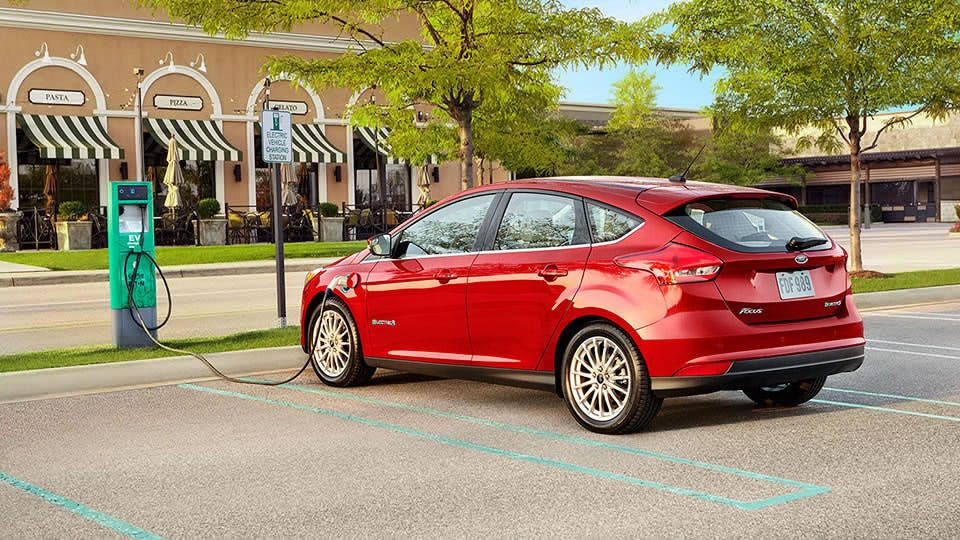 13 neue Modelle bis 2020: Ford startet mit Elektroautos durch