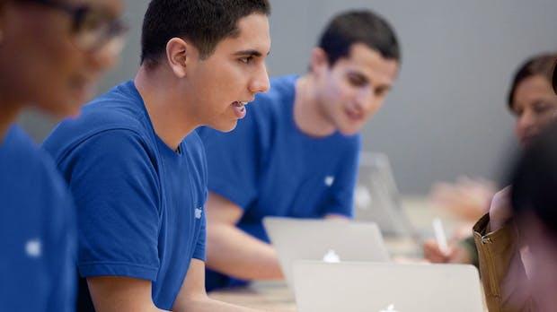 Mit diesen Fragen in Vorstellungsgesprächen überraschen Facebook und Apple