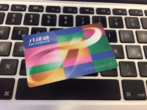 Die Octopus Card: Das erfolgreichste kontaktlose Ticket- und Zahlsystem gibt es seit 1997 in Hongkong. (Foto: Moritz Stückler)