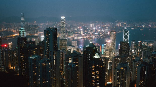 Hongkong: So lebt es sich in einer wirklich bargeldlosen Stadt