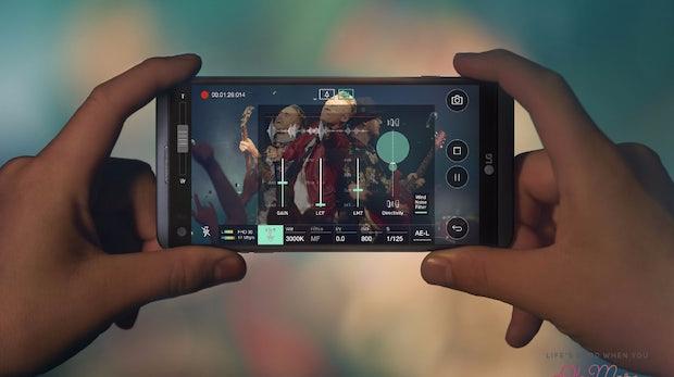 LG V20: Das erste High-End-Smartphone mit Android 7.0 Nougat ab Werk ist da